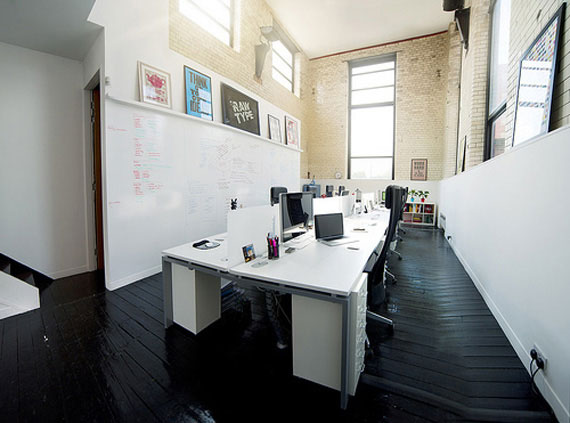 raw-design-studio - Real Creative Workspace Examples