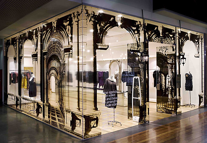 10 inspiring examples of store design designer mag for Retail shop exterior design