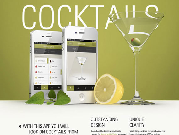 The-Cocktail-App