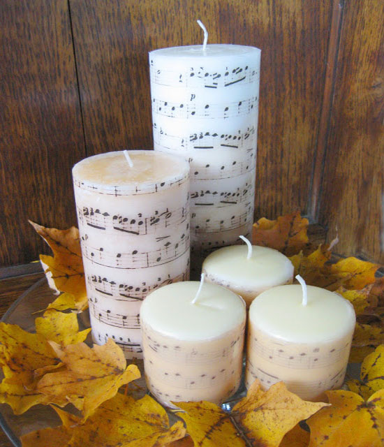 60 ideas for winter decoration with candles designer mag