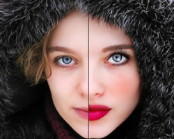 Add Makeup in Photoshop to Give New life to Your Photos
