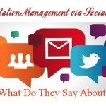 reputation management using social media