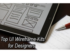 Top UI Wireframe Kits for Designers [Free]