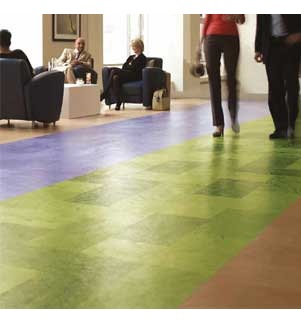 Tarkett Fiber Flooring