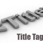 Title Tag Tips