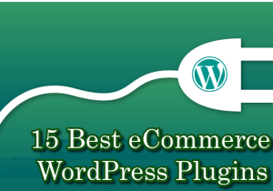 15 Best eCommerce WordPress Plugins