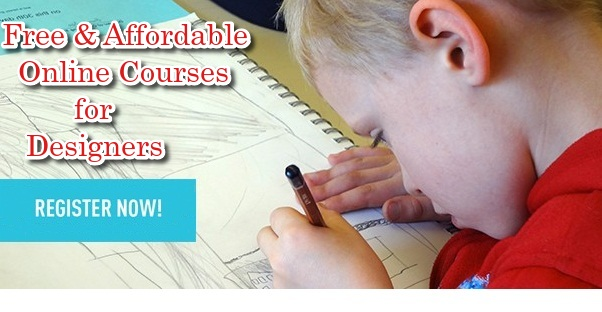 Free and Affordable Online Courses for Designers
