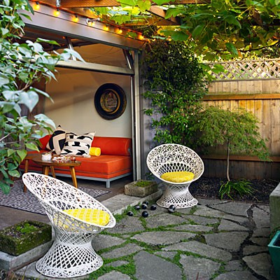 Be inspired with cool garage conversions designer mag for Garden conversion