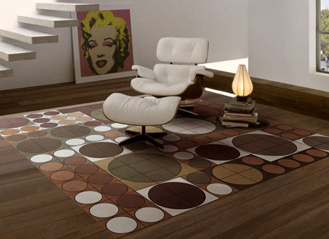 modern carpet designs