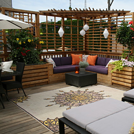 cool ideas for outdoor decks designer mag