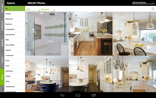 77 android apps for designers developers designer mag Houzz design app