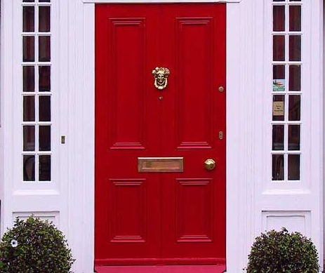 Spruce Up Your Doors