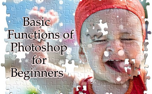 Basic Functions of Photoshop for Beginners