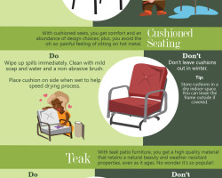 Tips to Keep Your Outdoor Furniture Looking New