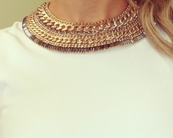 Power Dressing with Amber Sceats Jewellery