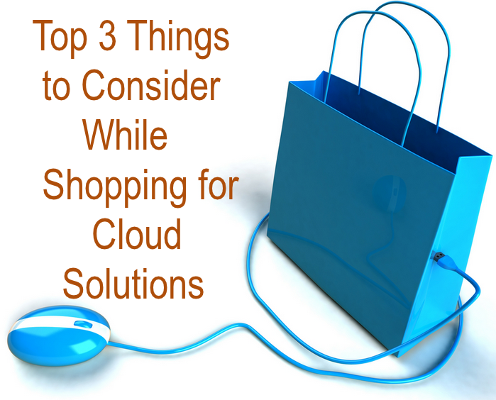 Shopping for Cloud Solutions