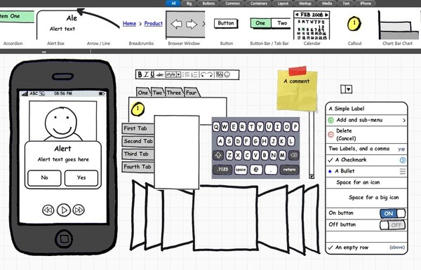 25 Best Wireframing And Prototyping Tools Designer Mag