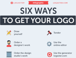6 Ways to Get Your Logo Design Ready [Infographic]