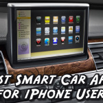 Best Smart Car Apps for iPhone Users