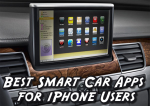 5 Best Smart Car Apps for iPhone Users
