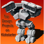 Top Design Projects on Kickstarter