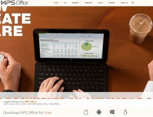 WPS Office for Windows Free Download