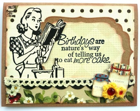 Retro birthday card designer mag retro birthday card bookmarktalkfo Gallery