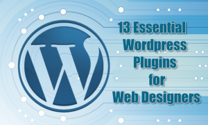 12+ Essential WordPress Plugins for Web Designers