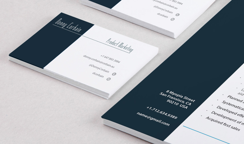 Why You Need a Decent Business Card? 4 Compelling Reasons ...