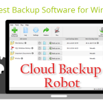 cloud backup robot