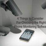 Choose the Right Cell Phone Monitoring Software