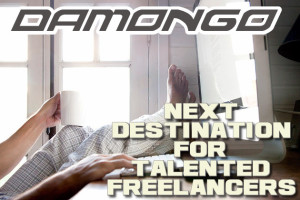 Damongo.com; Next Destination for Talented Freelancers