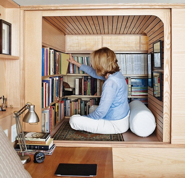 Reading Nooks Ideas: Creative Ideas To Design Your Own Reading Nook