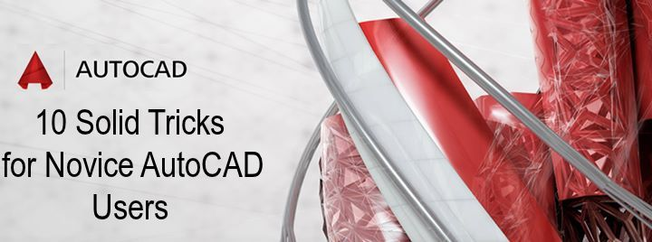 tricks for autocad users