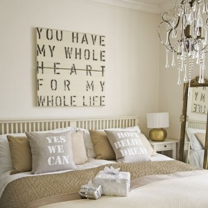 Charming and Cozy Bedroom Furniture Designs for Newly Weds