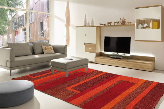 All about area rugs floor coverings international for Can you put an area rug on carpet