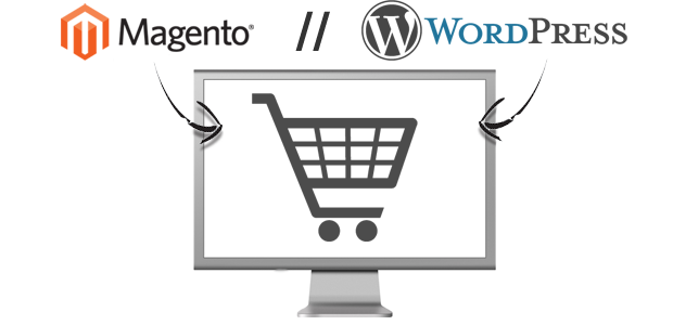 Magento-WordPress-Ecommerce
