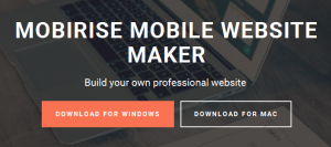 Mobirise: Smart Mobile Website Builder for Smart Age