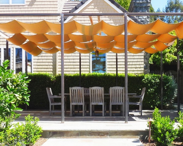 patio furniture with canopy 2