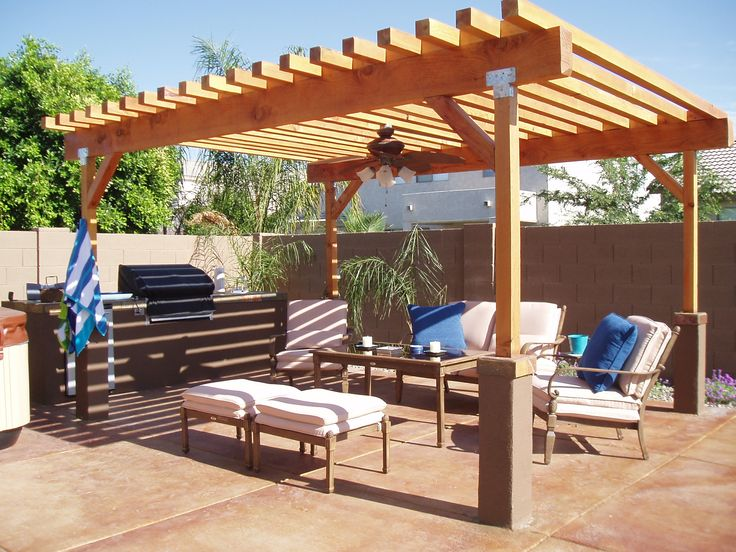 patio furniture with canopy 3