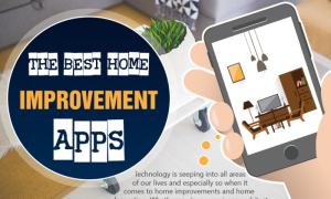 Best Home Improvement Apps [Infographic]