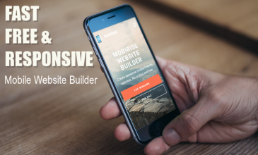 Mobirise Mobile Website Builder is Getting Popular Fast; What is Behind?