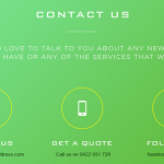 tips for designing contact page