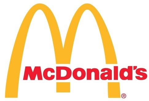Flexible Logo of McDonalds