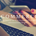 Top 10 eCommerce mobile apps based on functionalities & user response