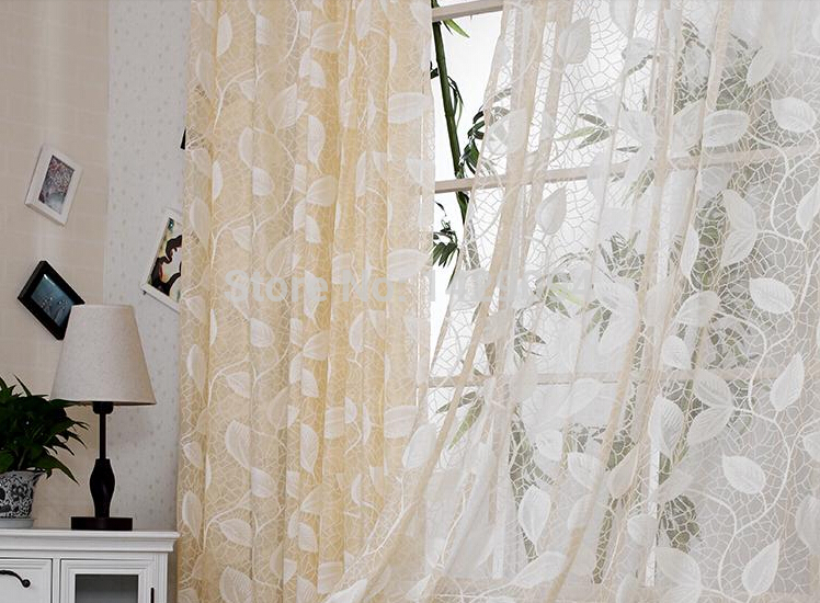 DIY Accents curtains