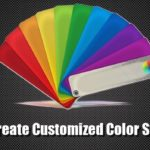 create color swatches