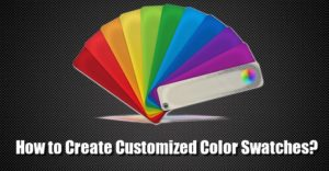How to Create Customized Color Swatches?