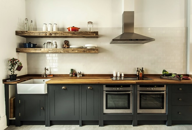 Photography for British Standard kitchens by Plain English by Alexis Hamilton