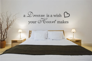 master bedroom design wall decals